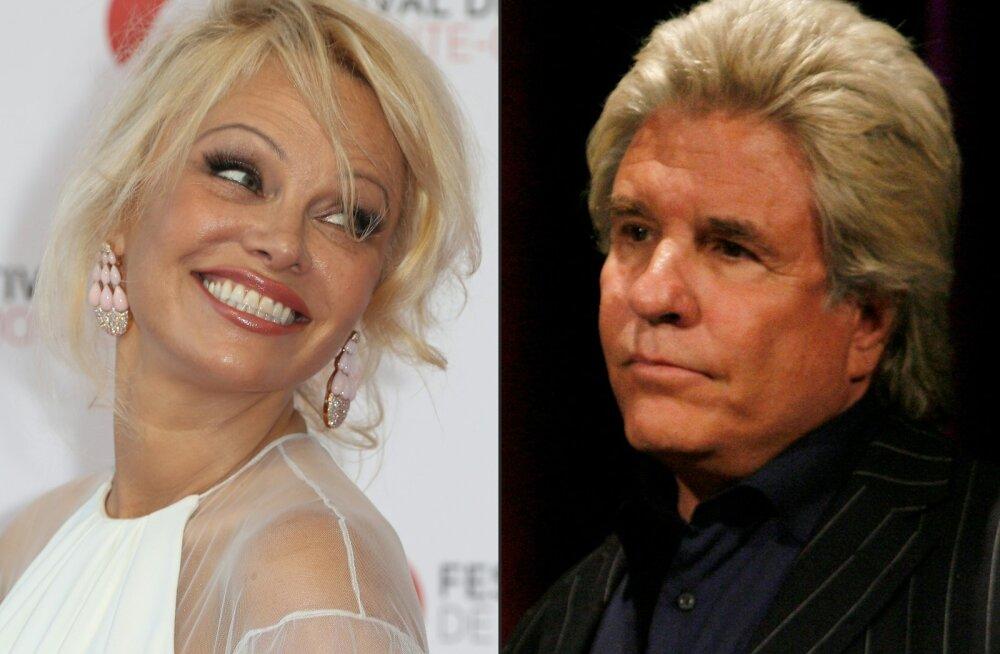 12 päeva läks eriti kalliks maksma! Pamela Andersoni endine abikaasa Jon Peters oli sunnitud staari tohutuid võlgasid tasuma