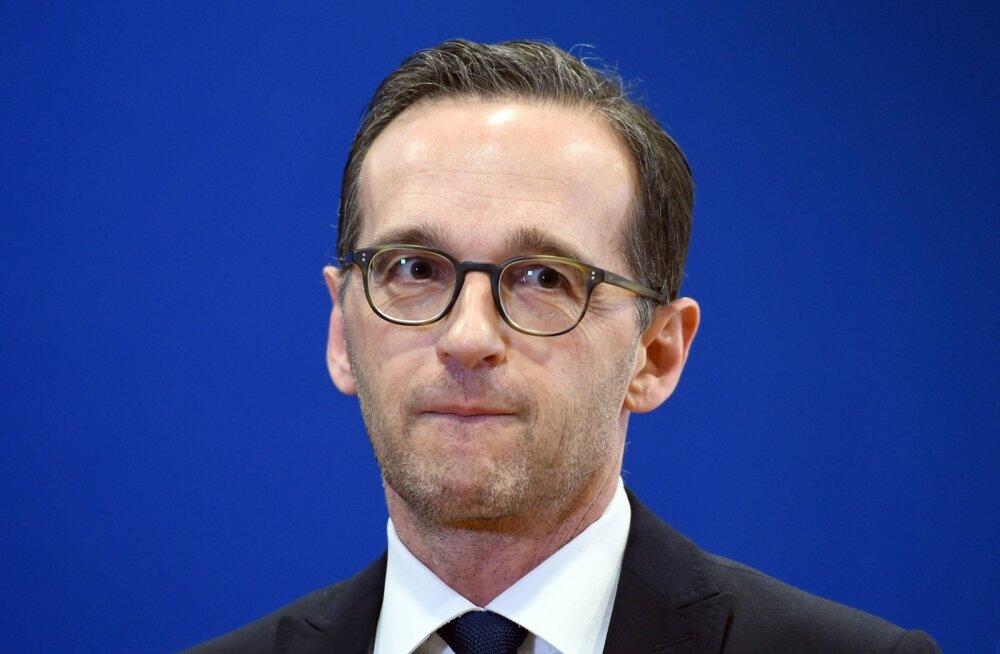 Saksa justiitsminister: Kölni sündmused võisid olla organiseeritud
