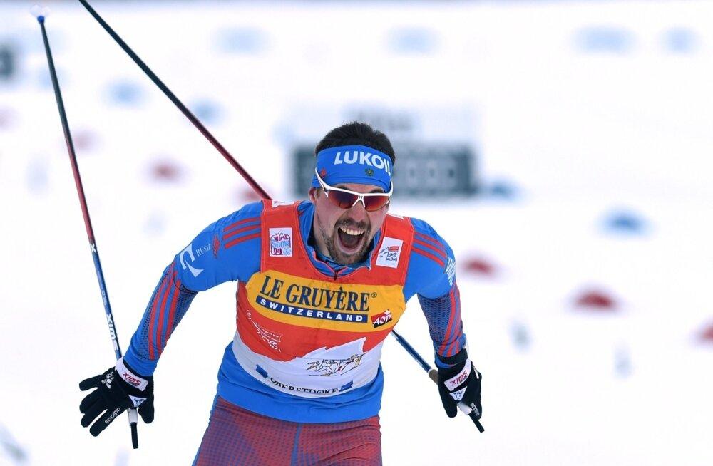 Sergei Ustjugovi võidukas finiš