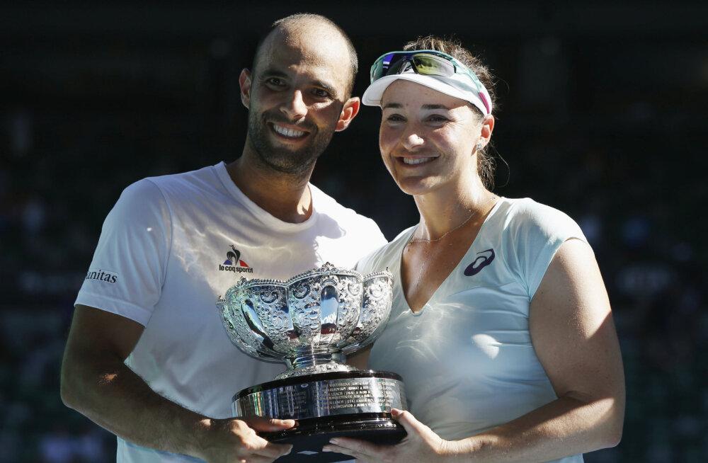 2017. aasta Australian Openi võitnud USA naistennisist andis positiivse dopinguproovi