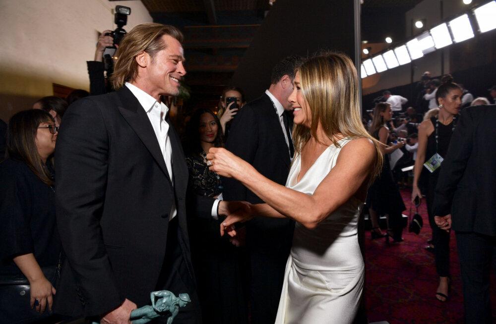Kõlakas: Brad Pitti ja Angelina Jolie tütar kutsub hoopis Jennifer Anistoni oma emmeks