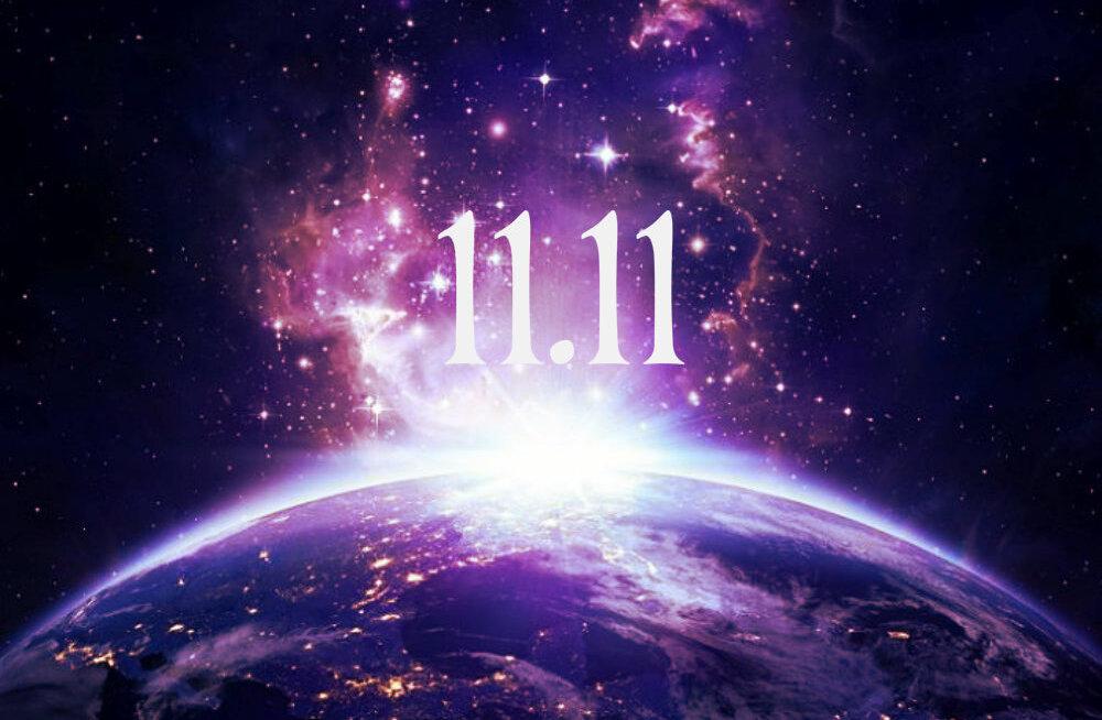 TÄNA ON 11.11! Milline on selle kuupäeva numeroloogiline, maagiline ja ajalooline tähendus?