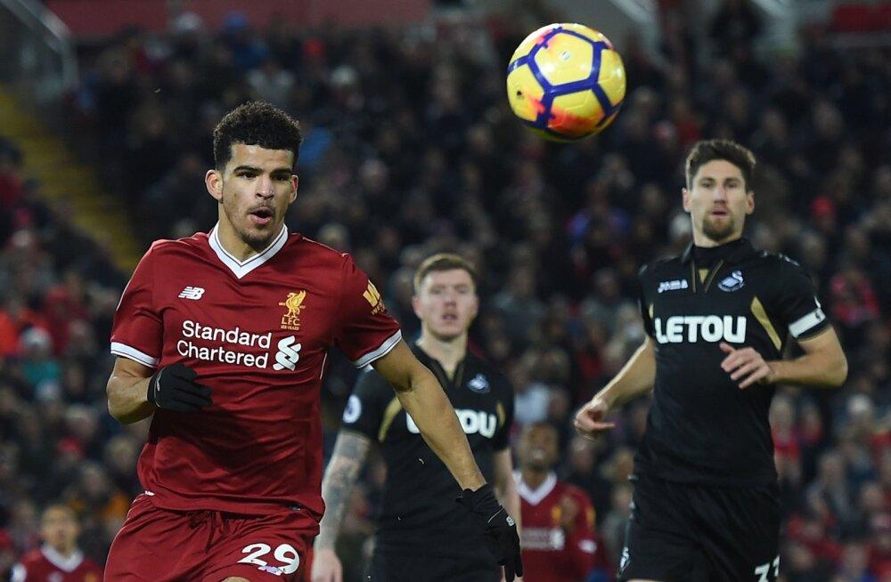 Liverpool müüb 21-aastase ründaja 19 miljoni naelaga Bournemouthile