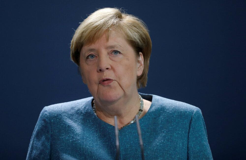 Merkel: Aleksei Navalnõi taheti vaikima panna. Saksa valitsus peab mürgitajaks Vene riiklikke tegijaid