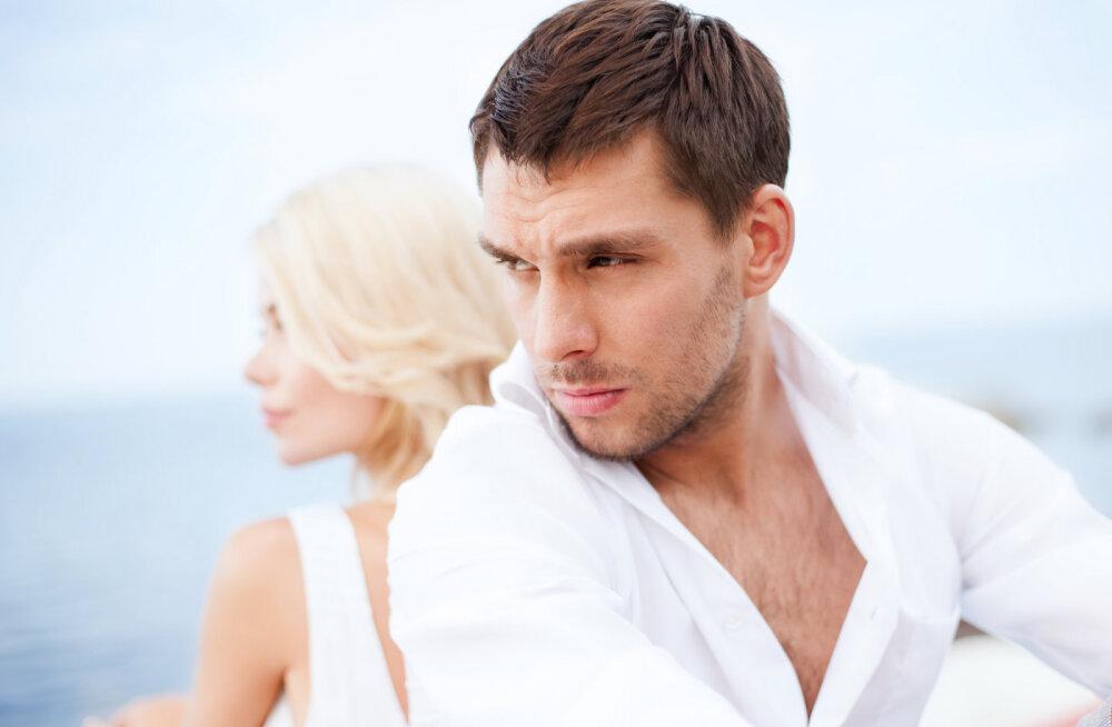 Märgid, mis näitavad, et mees on naise vastu huvi kaotanud
