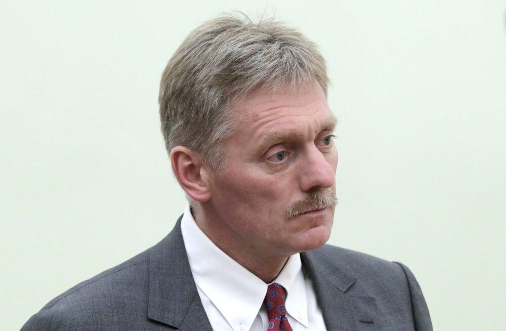 Kreml: USA uute sanktsioonide sidumine Salisbury juhtumiga on vastuvõetamatu