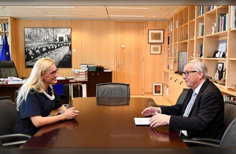 Simsoni ja Junckeri kohtumine