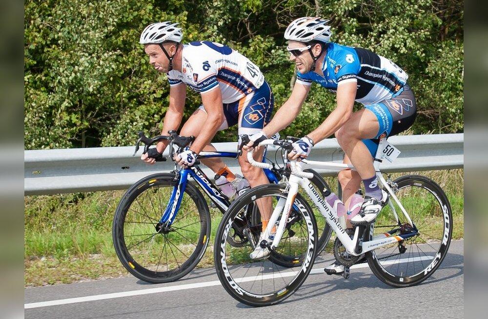 VIDEO/FOTOD: Rumšas võitis etapi, Ojavee langes kokkuvõttes kolmandaks
