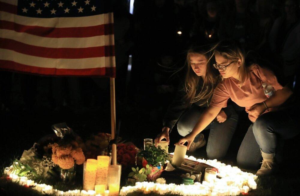 Mullu Las Vegase massitulistamise üle elanud mees hukkus nüüd California massitulistamises
