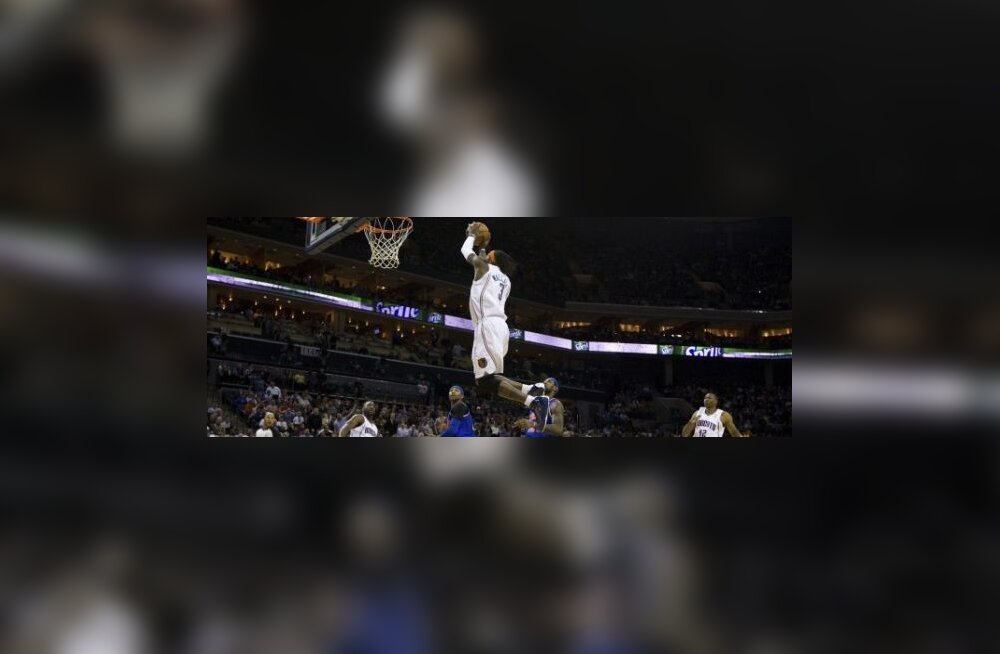 Cleveland-Charlotte, NBA