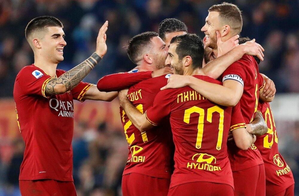 AS Roma mängijad loobusid nelja kuu töötasust.