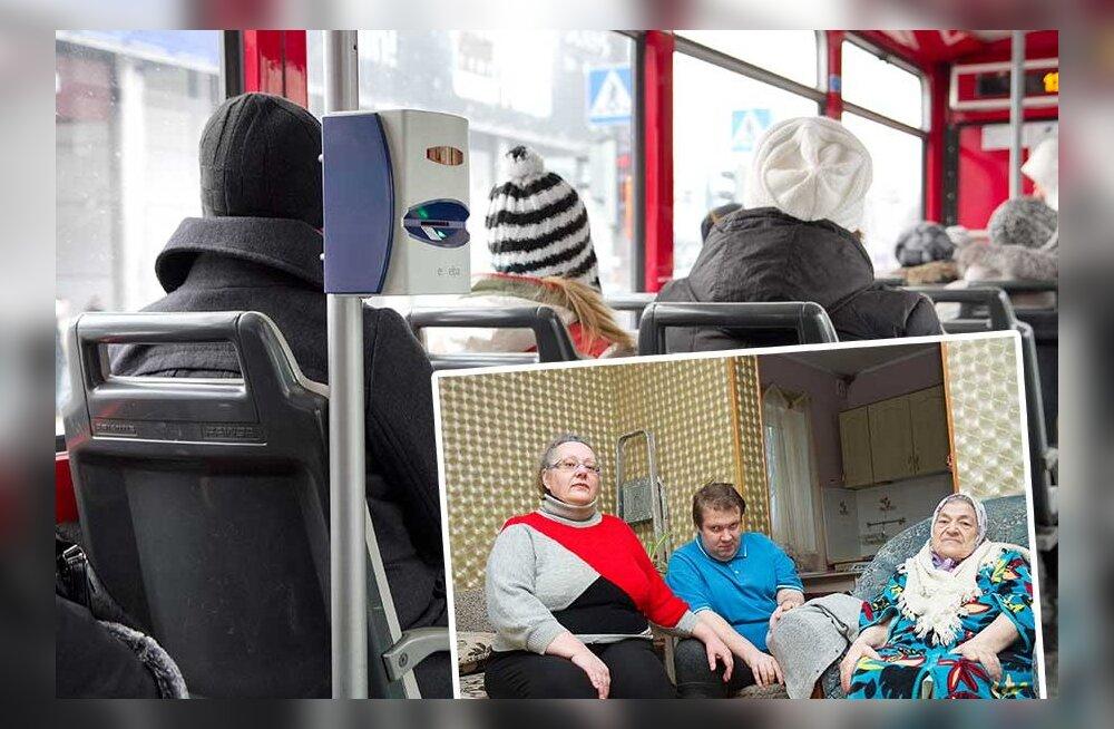 Соцотдел предложил психически больному человеку ездить на такси или… на общественном транспорте