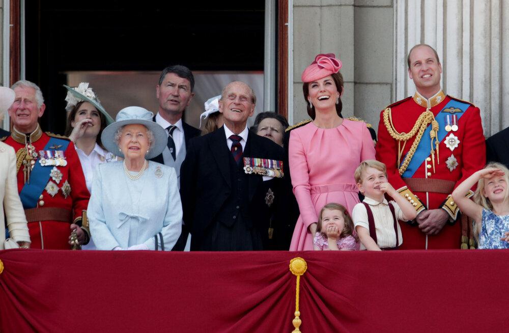 Beebibuum: kuninglikkus perekonnas on beebiootel ka tähtis printsess?
