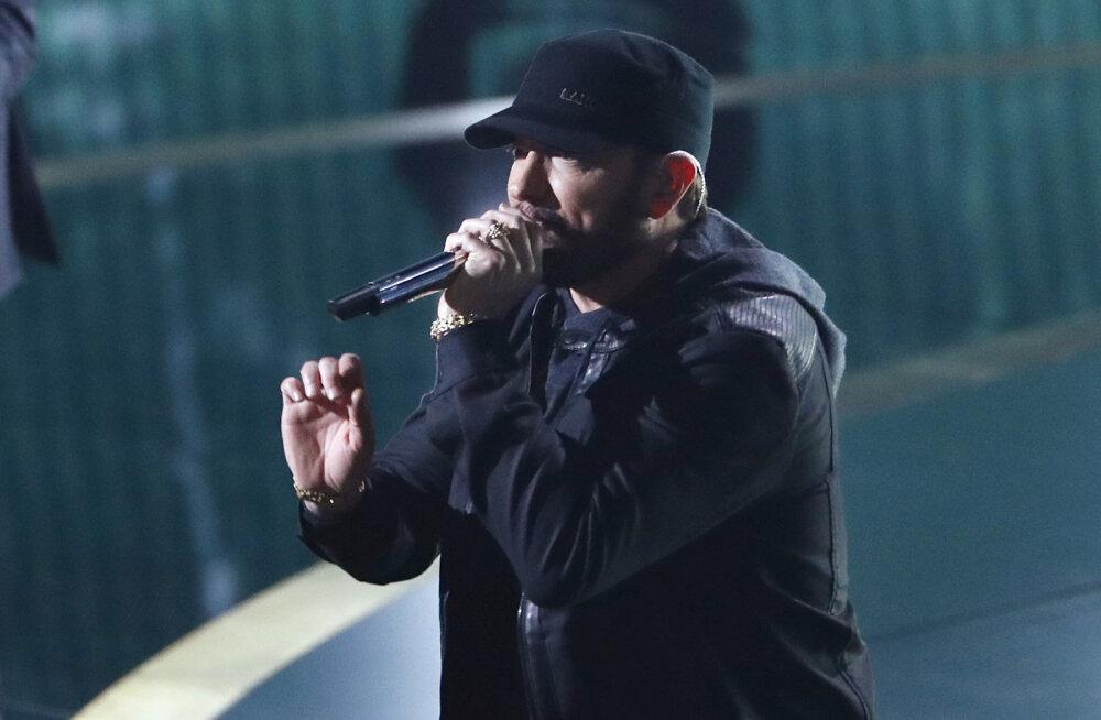 """Eminem avaldas muusikavideo laulule """"Godzilla"""". Videos mäletatakse ka traagiliselt hukkunud noorräpparit"""