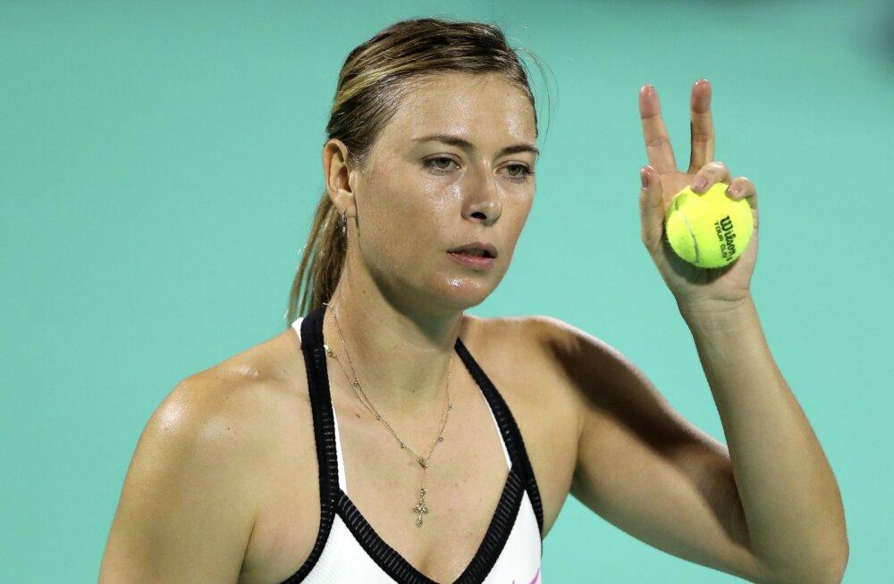 Шарапова назвала виновника своей дисквалификации за допинг