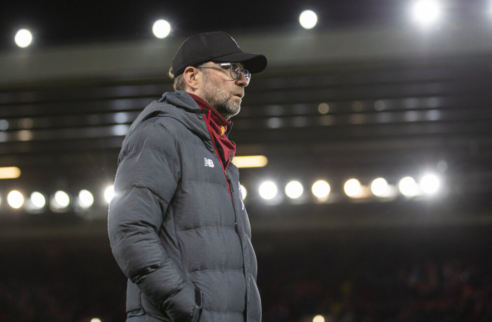 Jürgen Klopp kaotusest: ma ei mõista, miks Atletico ei mängi korralikku jalgpalli