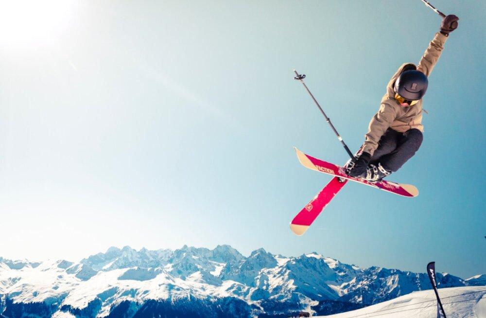 Что будет с зимним отдыхом? Поедем ли мы все в Отепя или все же в Альпы и Лапландию?