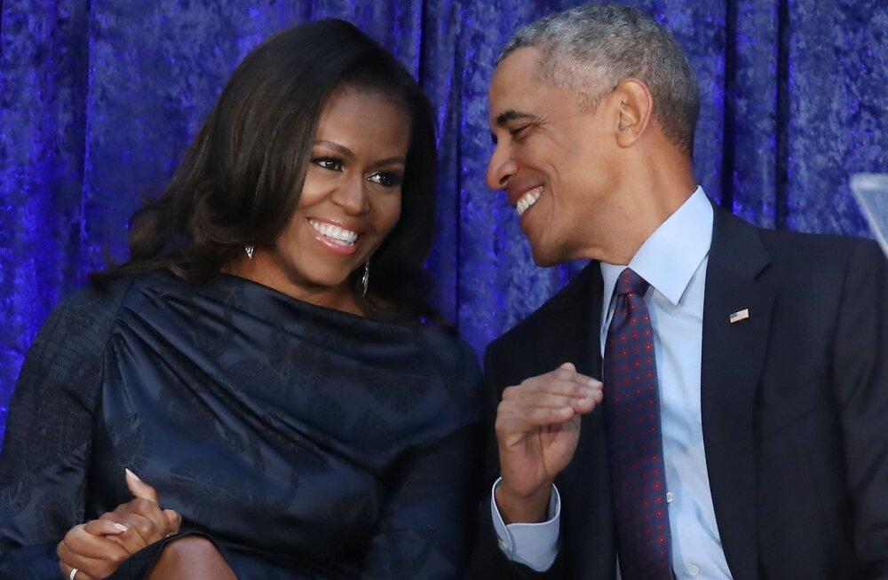 Nurisünnitus, valimised ja viljakusravi: viis väärt tähelepanekut Michelle Obama värskelt ilmunud raamatust