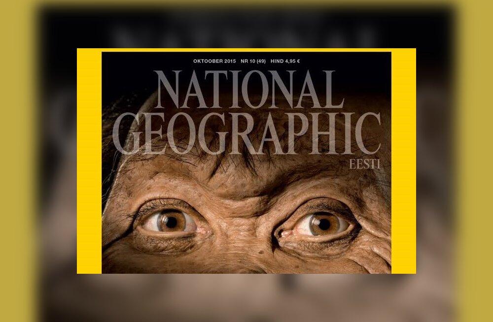 National Geographic Eesti uus number: olgugi, et koopa- aga ikkagi inimene
