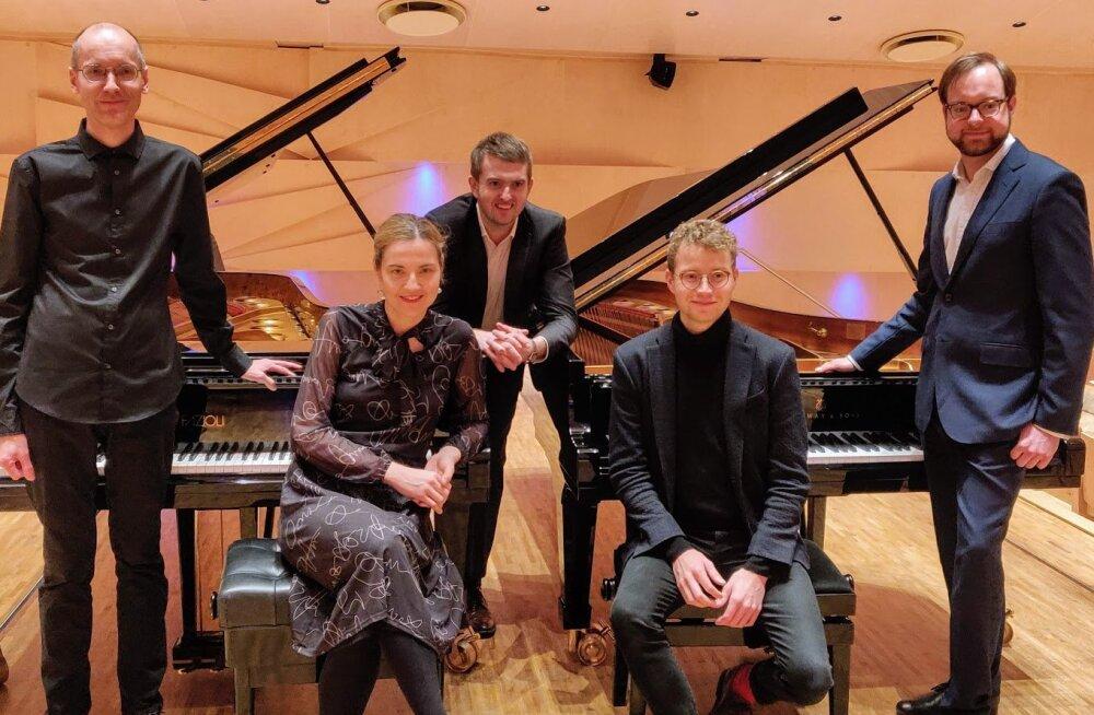 Фестиваль KLAVER соберет в Таллинне фортепианную элиту