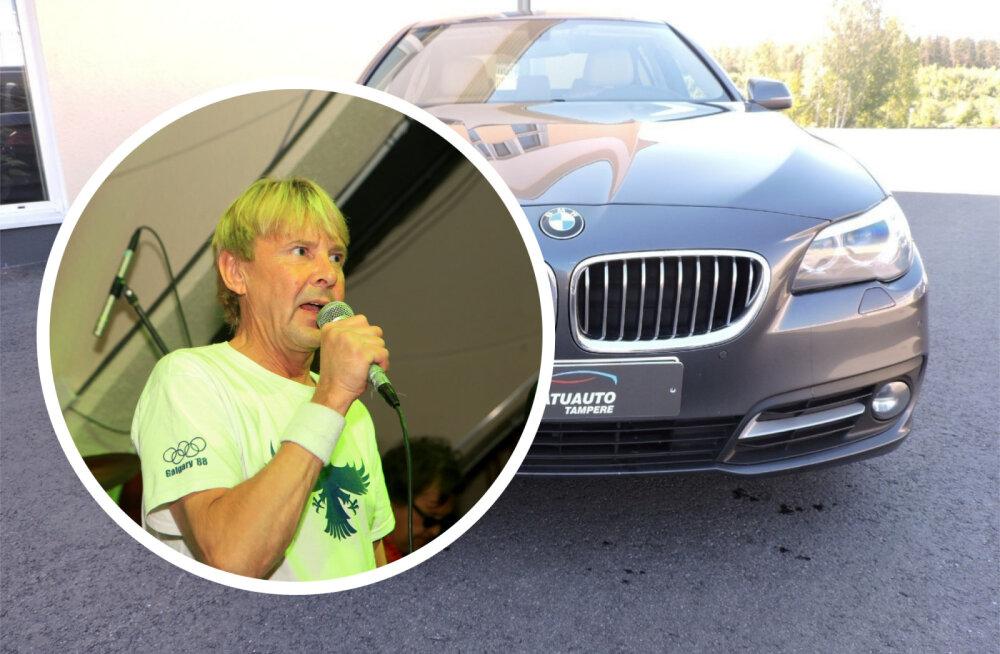 Osta ära! Matti Nykäneni lesk müüb lahkunud kaasa autot: loodetavasti saab Matti auto hea kodu