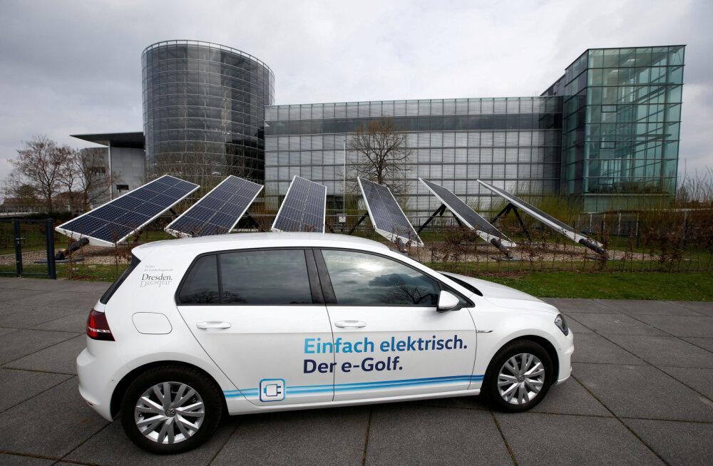 Volkswageni juht: elektriautod pole vaestele