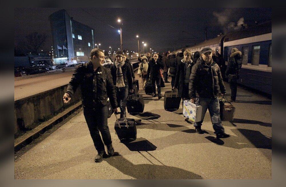"""JUHTKIRI: Eesti ja Venemaa vahele pole vaja uut tüliõuna, vaid """"positiivset küüditamist"""""""