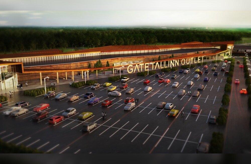 Gate Tallinn Outlet