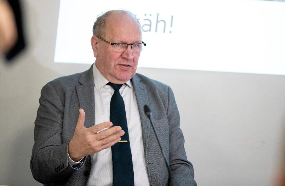 Март Хельме хочет запретить деятельность российских каналов в Эстонии