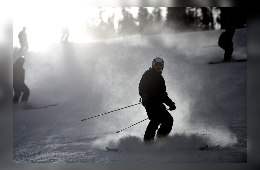 Noorte taliolümpial said eestlased slaalomis 14. kohad