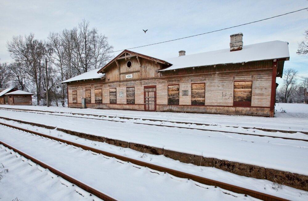 Omavalitsused ei soovi Eesti Raudteelt jaamahooneid oma raha eest osta