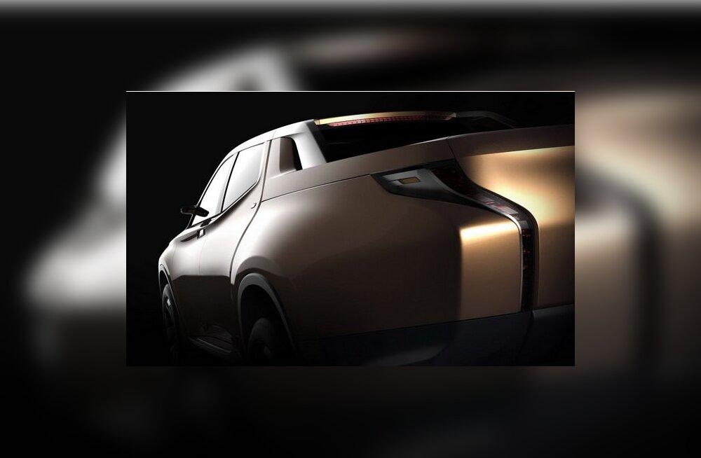 Mitsubishi üllatab Genfis kahe ideeautoga