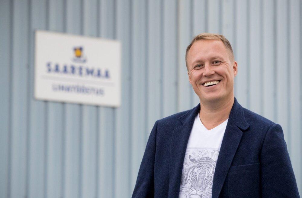 Saaremaa lihatööstuse juht Kristjan Leedo