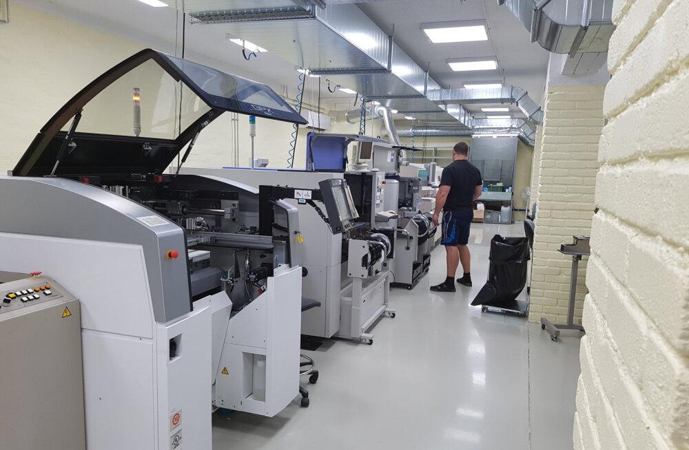 Rantelon OÜ – üks vähestest elektroonikatööstuse bränditoote tehastest Eestis, mida võiks teada iga tehnikahuviline