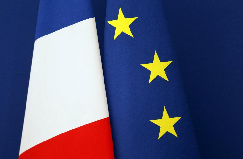 Возмутительные звезды: почему Франция официально не признала флаг ЕС?