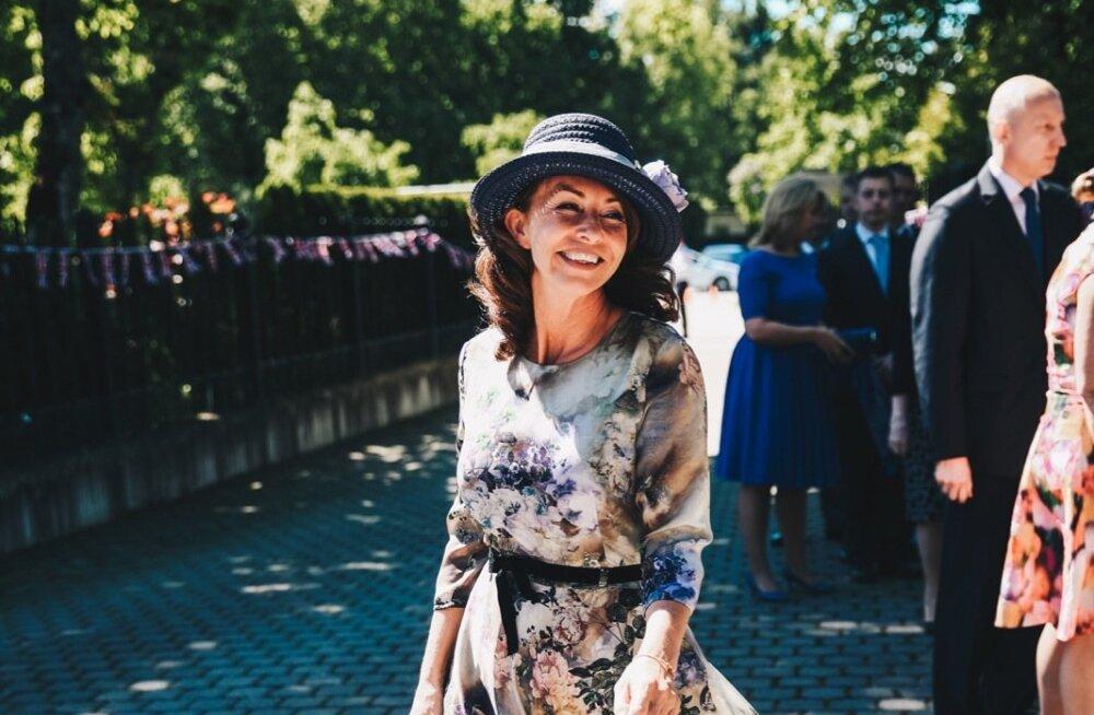 Queens birthday, Elizabeth II sünnipäevale pühendatud vastuvõtt saadiku residentsis
