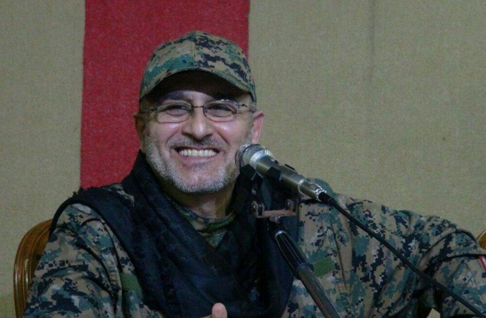 Hizbollahi juhtfiguuri surma taga olid džihadistid