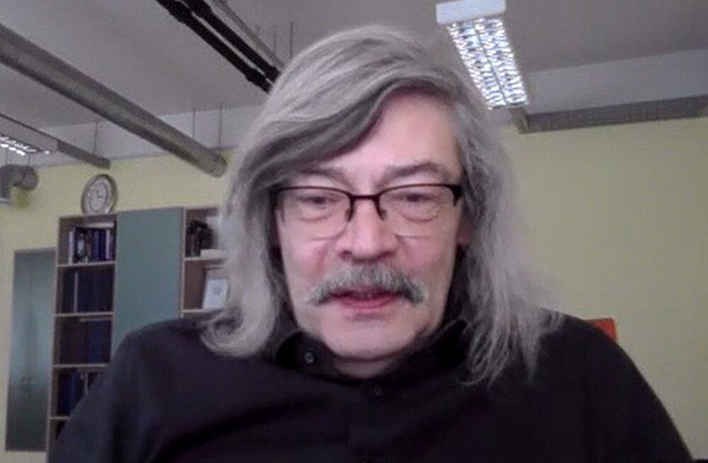 INTERVJUU | Psühholoog Aleksander Pulver: me pole enam endised, hakkame valmistuma kokkupuuteks uue reaalsusega