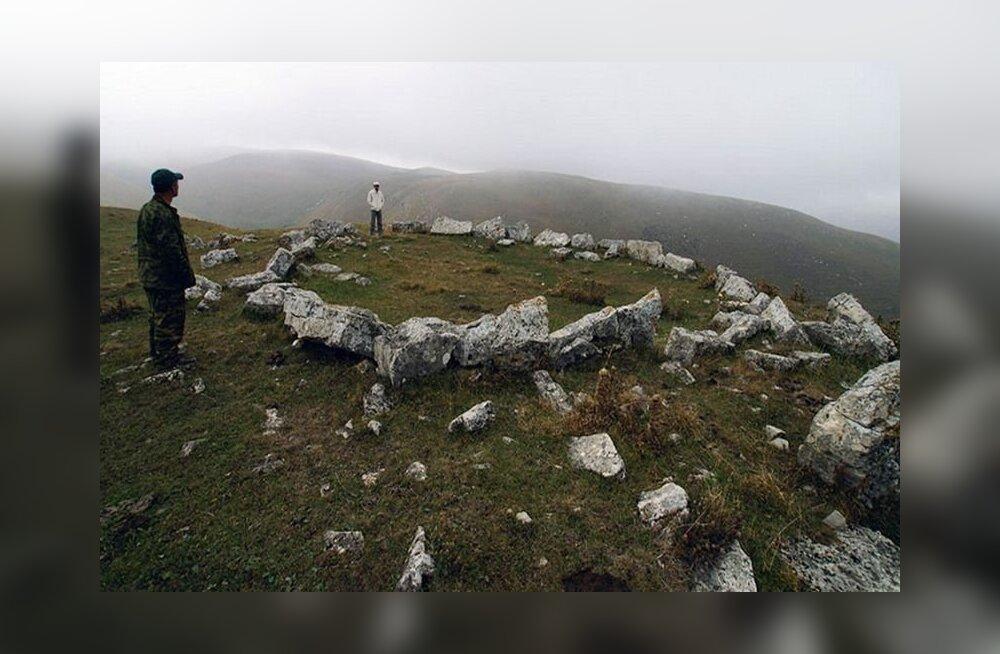 Kaukaasia mägedest avastati senitundmatu tsivilisatsioon