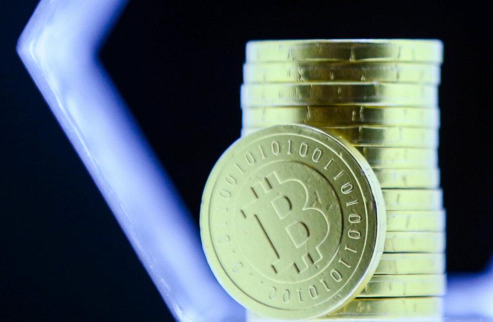 Bitcoini hind pole tänavu veel nii madal olnudki