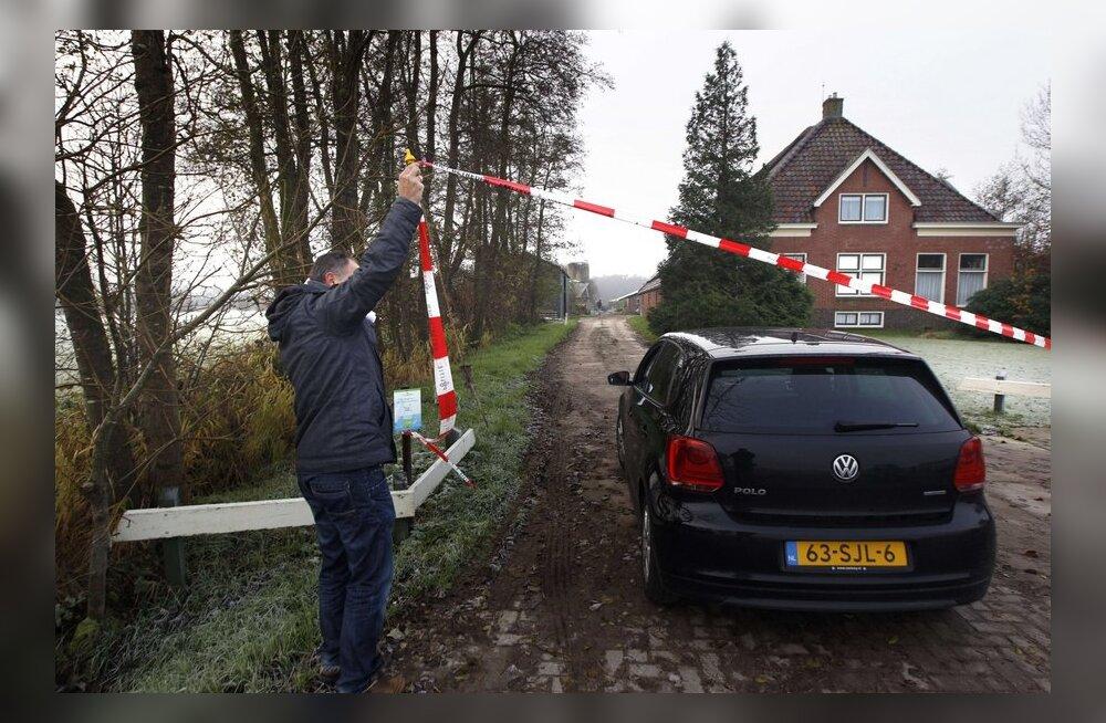 Hollandis tabati pärast 6600 mehe DNA kontrollimist 16-aastase tüdruku mõrvar