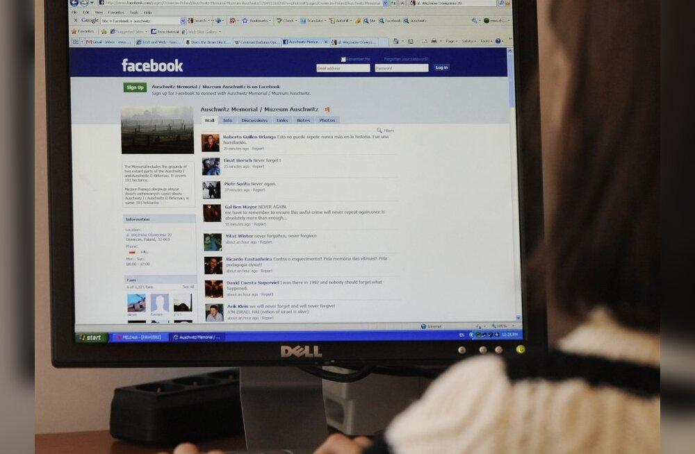 Lõpeta Facebookis spämmimine ja mine õue!
