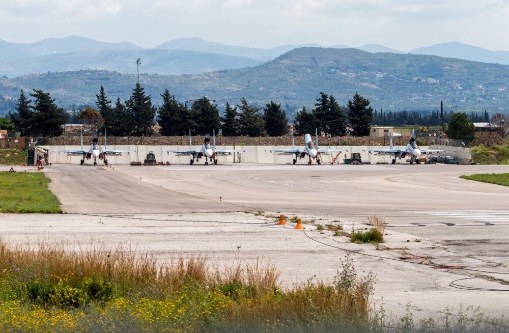 В Сирии исчез с радаров российский Ил-20 с 14 военными на борту: версий несколько