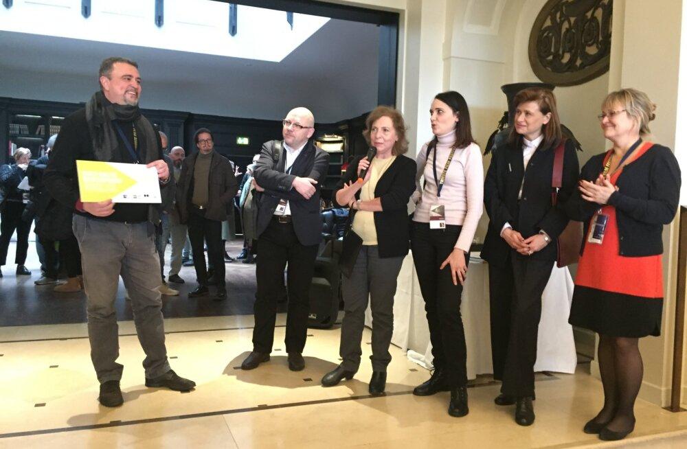 Trieste filmifestivalil anti välja Itaalia–Balti arendusauhinnad