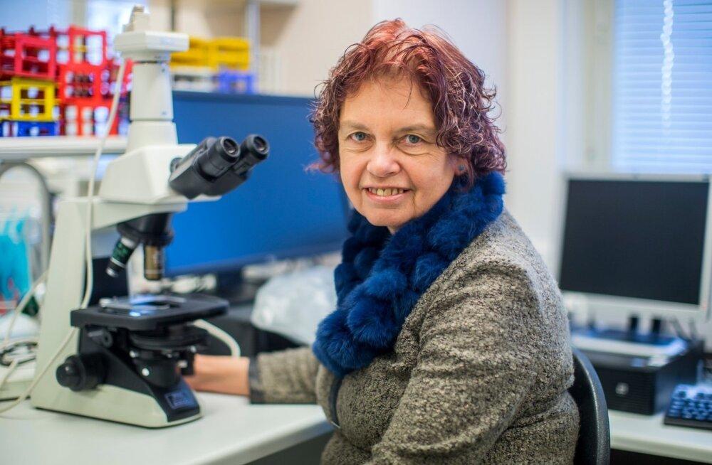 Вирусолог vs мифы | Профессор Ирья Лутсар комментирует ходящие по Эстонии слухи о коронавирусе