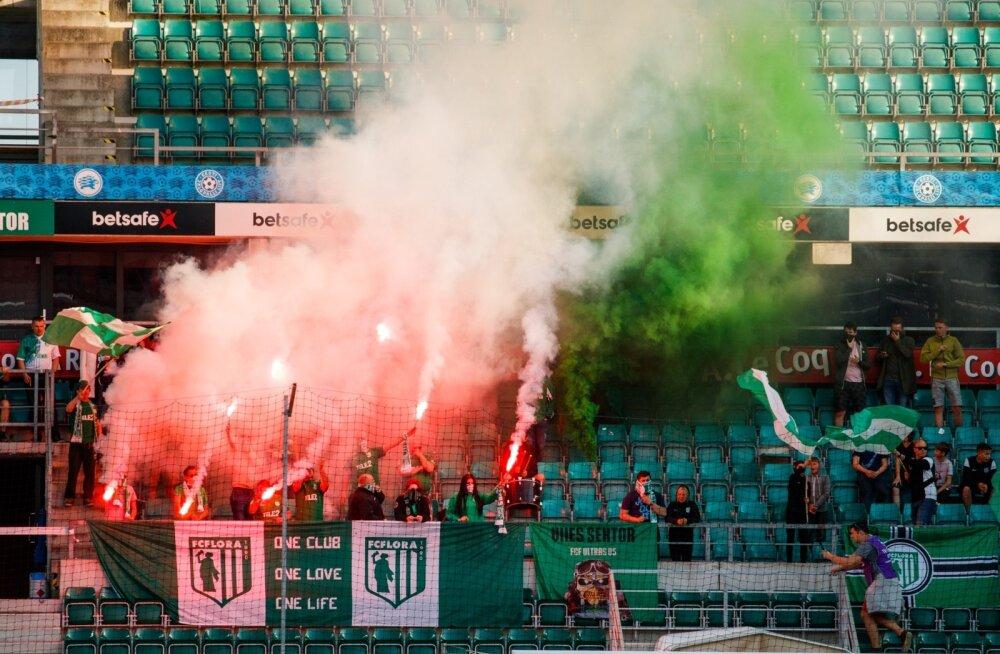 Tallinna FC Flora poolehoidjad