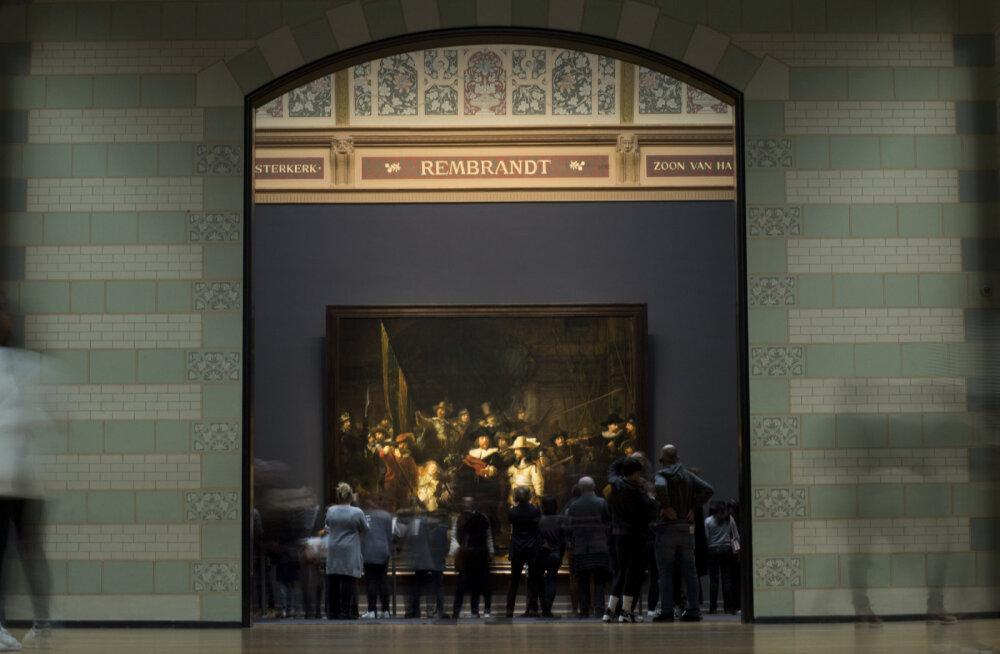 Не знаете, чем заняться дома? Лучшие музеи и галереи мира предлагают виртуальные экскурсии