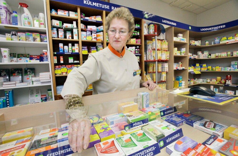 Homme rakendub apteekides üleeuroopaline ravimite ehtsuse kontrollimise süsteem