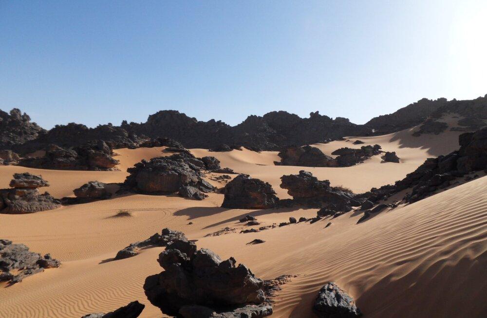Liibüa kõrb
