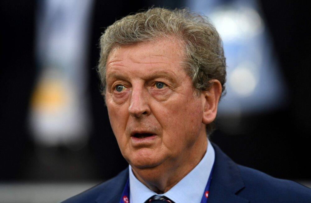 Inglaste treener Hodgson: viik tundub nagu kaotus